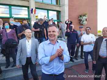 Stéphane Wilmotte est le nouveau maire d'Hautmont | L'Observateur - L'Observateur