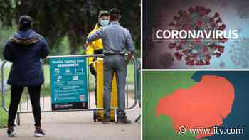 Four more hospital patients die with coronavirus in the Anglia region | ITV News - ITV News