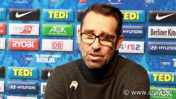 Hertha BSC: Preetz äußert sich zu Cordoba, Gosens und Grujic - sport.de