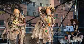 Wenn Tode in bunten Papier-Kostümen tanzen - KURIER