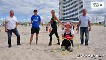 Warnemünde : Familien kicken, tanzen und wetteifern am Strand | nnn.de - nnn.de