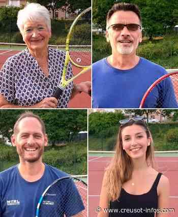 LE CREUSOT : Elles et Ils adorent le tennis et nous le disent (1) - Creusot-infos.com
