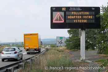 Alsace - Pic de pollution à l'ozone : transports gratuits à Colmar et Mulhouse, baisse de la vitesse sur les r - France 3 Régions