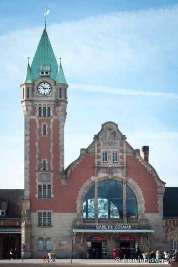 Visite historique de la gare de Colmar Gare de Colmar samedi 19 septembre 2020 - Unidivers