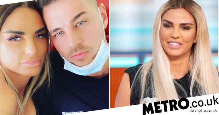 """Katie Price was not engaged to her boyfriend Carl Woods after the """"proposal"""", so we can calm down now"""