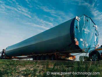 Azov (Azovskaya) Wind Farm, Rostov, Russia - Power Technology
