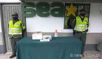 En Sabinas fue incautada marihuana camuflada en un camión de envíos - Caracol Radio