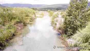 Esperan creciente en el río Sabinas [Coahuila] - 30/07/2020 - Periódico Zócalo