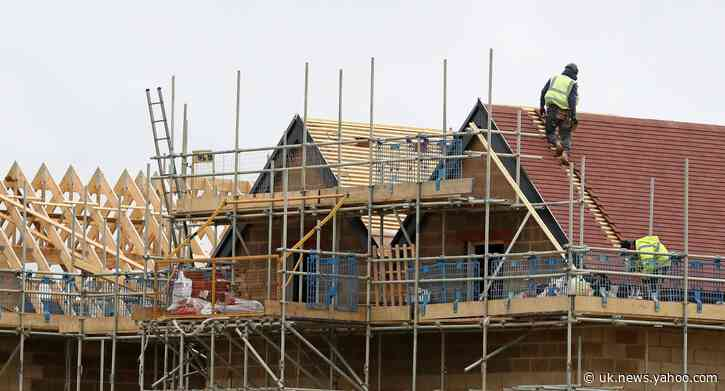 Homes, hospitals, schools and shops to get 'automatic planning permission' under government shake-up