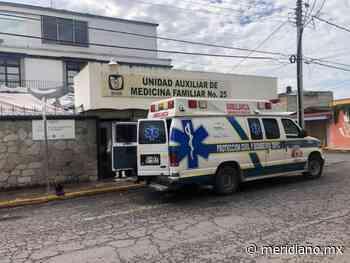 PCyB de Tepic sanitizan UAMF 25 del IMSS - Meridiano.mx