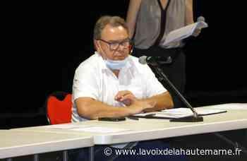 PETR du Pays de Langres : Éric Darbot nouveau président - La Voix de la Haute Marne