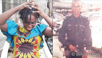 Widow of cop killed in Lagos market fire laments husband's delayed benefits - The Punch