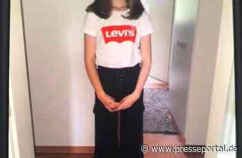POL-KS: Kassel/Baunatal: Vermisstes 10-jähriges Mädchen aus Baunatal - Presseportal.de