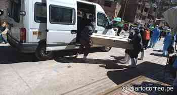 Confirman primera muerte por coronavirus en Melgar - Diario Correo