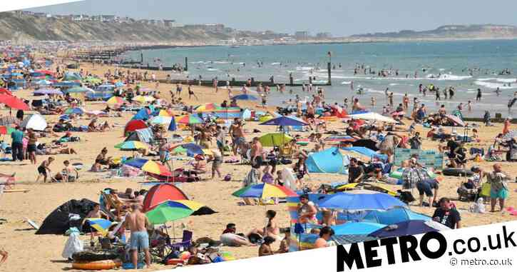 """Coronavirus news live: The death toll in the UK reaches 46,193, BA pilots accept """"disappointing"""" deals, and thousands head to British beaches"""