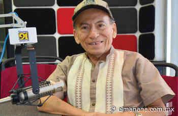 Falleció Roberto Gálvez Martínez, ícono de la radio en Nuevo Laredo - El Mañana de Nuevo Laredo