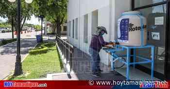 Exhorta Municipio de Nuevo Laredo a usar lavabos públicos - Hoy Tamaulipas