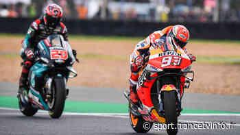 Un Grand Prix MotoGP à Valence ajouté au calendrier, mais pas de Thaïlande, d'Argentine et de Malaisie - francetv sport