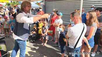 Valence. La magie opère sur le marché - ladepeche.fr