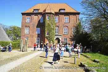 Sommerlicher Ausflugstipp: Kultur in und um Stade genießen: Erst ins Schloss, dann ins Museum - Kreiszeitung Wochenblatt
