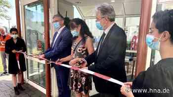 Unter Corona-Regeln eröffnet: Klinik in Wolfhagen ist wieder in Betrieb - HNA.de