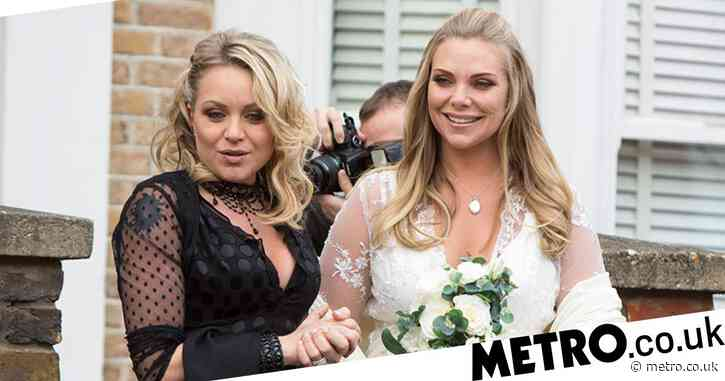 """EastEnders star Scott Maslen revealed that Samantha Womack and Rita Simons would """"get together"""" and play pranks"""