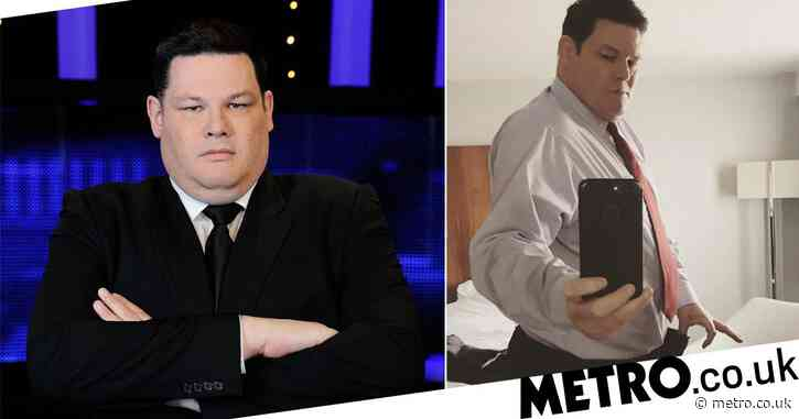Chase's Mark Labbett shows Five Stones to lose weight after the suspected coronavirus battle