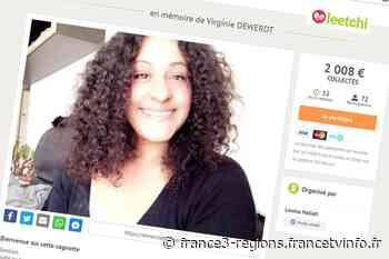 Bailleul : une cagnotte pour aider la famille de Virginie Dewerdt, tuée dans la caserne de gendarmerie - France 3 Régions