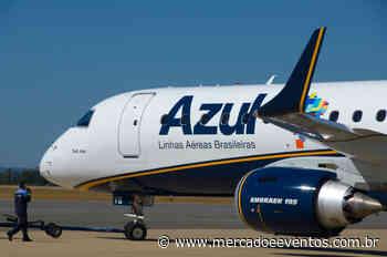 Azul retoma voos em Presidente Prudente e outras quatro cidades na segunda (3) - Mercado & Eventos