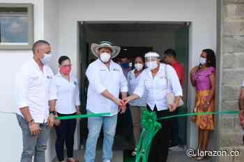 Gobernación anunció dotación del nuevo hospital de Ciénaga de Oro - LA RAZÓN.CO