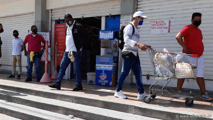 Emiten nuevo decreto en Ciénaga para aplacar los contagios de la COVID-19 - EL HERALDO