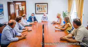 La nueva Lonja de Roquetas integrará Puerto y Castillo de Santa Ana - Noticias de Almería