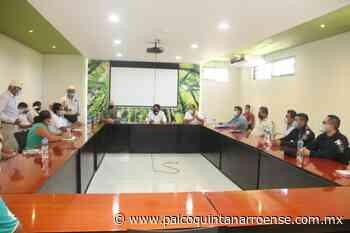 Analizan en Chetumal esquemas de seguridad que aplicarán en la zona cañera - Palco Quintanarroense
