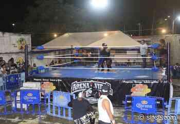 Analizan opciones para ofrecer función de lucha libre en Chetumal - sipse.com