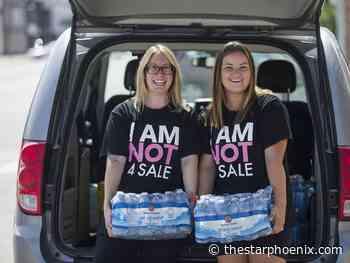 Saskatoon charities fight a heat wave and a pandemic - Saskatoon StarPhoenix