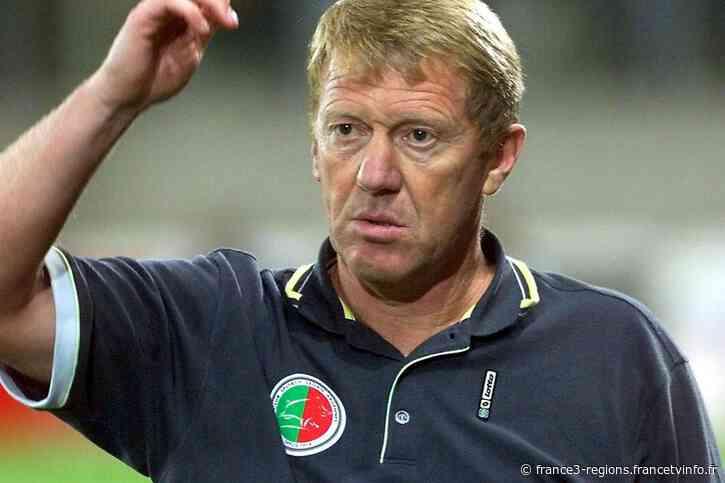 Sedan : Alex Dupont, ancien entraîneur du CSSA, est décédé - France 3 Régions