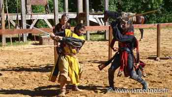 PHOTOS. Un tournoi de chevalerie débordant d'énergie à Sedan - L'Ardennais