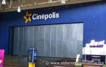 Falso rumor, cierre definitivo de Cinépolis en Parral - El Diario de Chihuahua