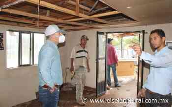 Fuertes lluvias dejan severos daños en Santa Bárbara - El Sol de Parral