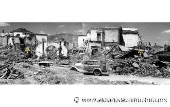 ¡Extra!, Parral sufre terrible inundación (1944) (Tercera Parte) - El Diario de Chihuahua