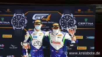 Allied Racing-Team Huglfing bei GT4 European Series Imola - kreisbote.de