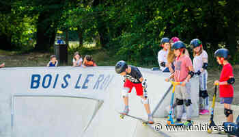 Skateboard & wakeboard camp Bois le Roi dimanche 23 août 2020 - Unidivers