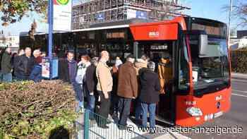 Die tägliche Busfahrt für einen Euro: Stadt Soest bietet Monatsticket für 30 Euro an - soester-anzeiger.de