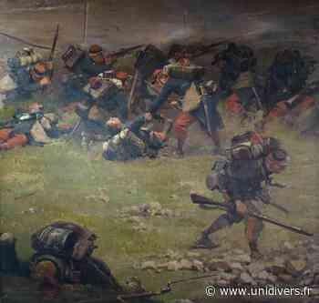 Reconstitution historique pour le 150ème anniversaire de la bataille de Sedan Sedan - Unidivers