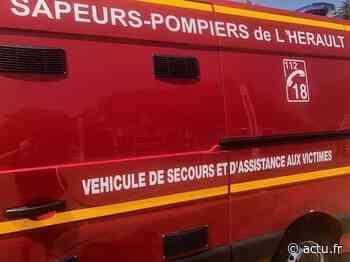 Nord de Montpellier. Clapiers : un motard est décédé lors d'une collision - actu.fr