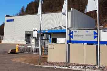 Autozulieferer mit Corona-Druck - Zell im Wiesental - Badische Zeitung - Badische Zeitung