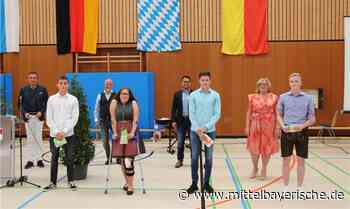Alle Zehntklässler der Mittelschule Parsberg bestehen - Mittelbayerische