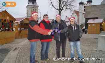 Drei Budenwichtel in Parsberg treten ab - Mittelbayerische