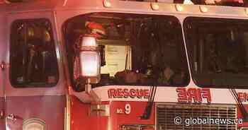 Multiple residential garages deliberately set on fire in Saskatoon: fire department - Globalnews.ca