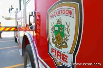 Saskatoon Fire Department handles Riversdale blaze - CKOM News Talk Sports